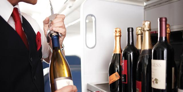 Cosa bere in volo Volare cosa bere
