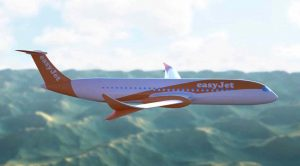 Il primo aereo elettrico grazie a EasyJet