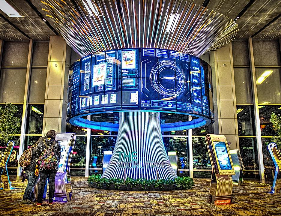 10 aeroporti migliori al mondo