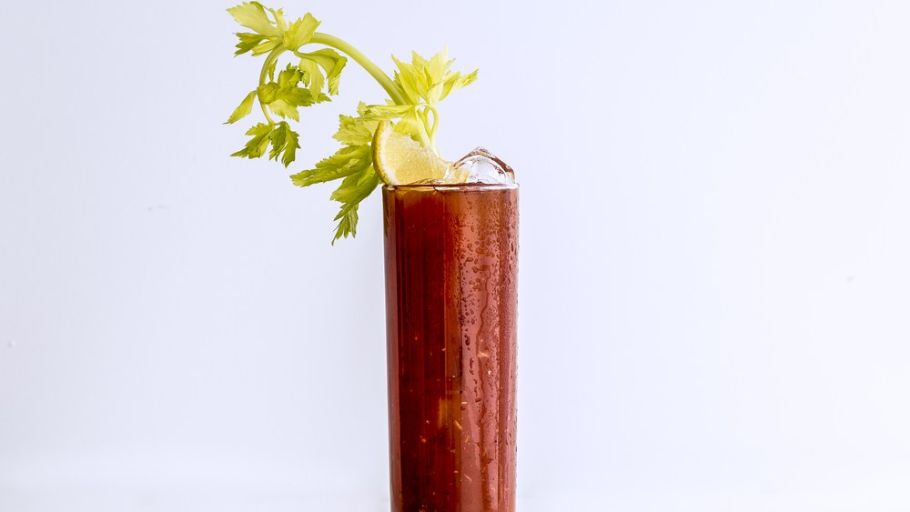 Bere Bloody Mary Aereo Cocktail Fly