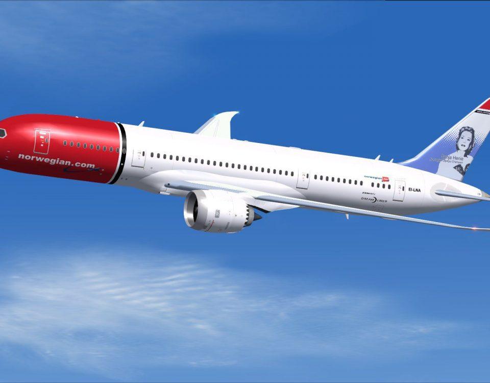 Volare low cost dall'Italia a New York con la Norwegian Airline