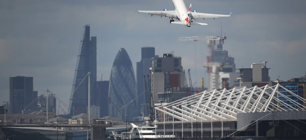 London airports: how to get to the city center from different airports in London