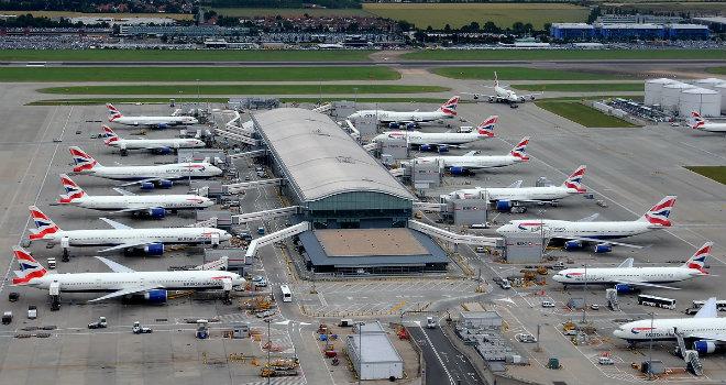 La top 10 degli aeroporti più trafficati d'Italia
