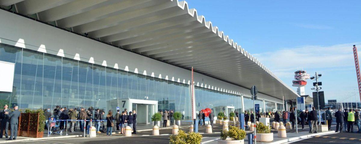 L'aeroporto di Fiumicino in vetta alla classifica dei miglior servizi