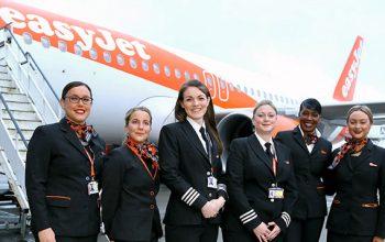 Sempre più donne al comando dei voli: ma quante sono le donne pilota?