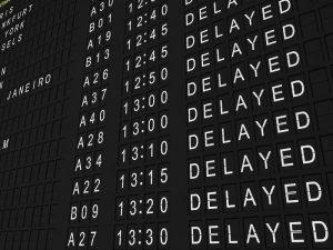 """Più voli in orario grazie alla tecnica """"schedule padding"""""""