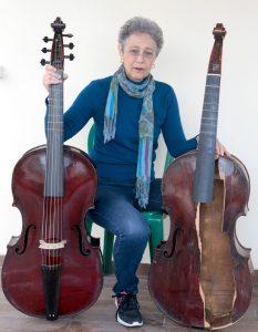 La vera storia della viola distrutta da Alitalia raccontata da Myrna.