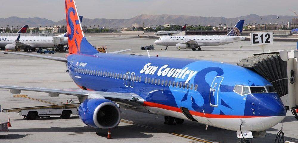 La Sun Country lascia a terra più di 250 passeggeri