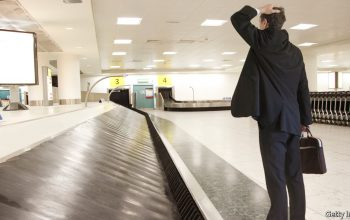 Lost or delayed luggage: everything you have to do