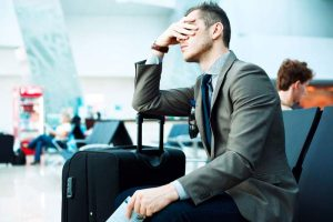 Delayed flight? Everything you need to know about it