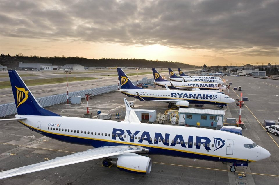 sciopero Ryanair hai diritto al risarcimento