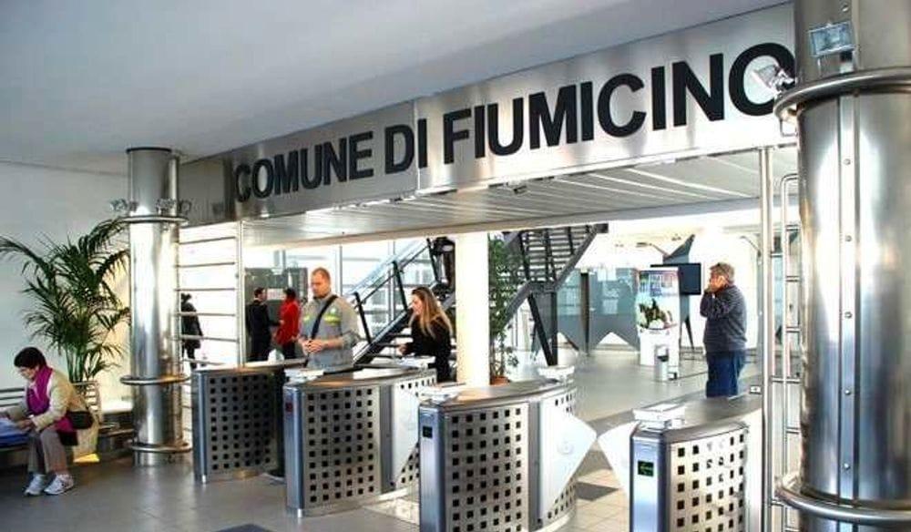 Carta di identità al volo all'aeroporto di Fiumicino