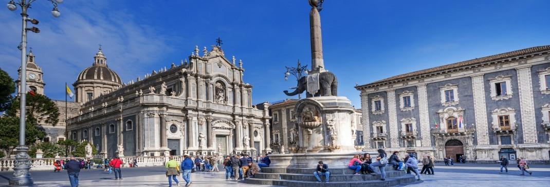 Catania Fontanarossa: il quinto aeroporto più trafficato d'Italia