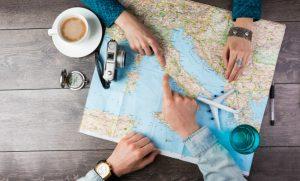 La vera felicità si può trovare nei viaggi: viaggiare rende davvero felici