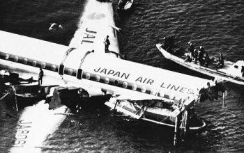 disastri aerei nella storia
