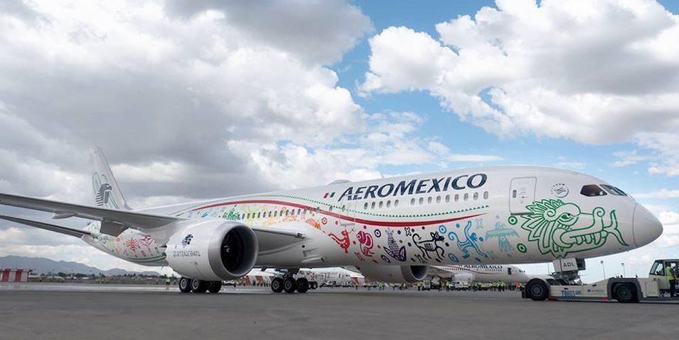 L'ironia di AeroMexico e lo sconto per gli americani con DNA messicano