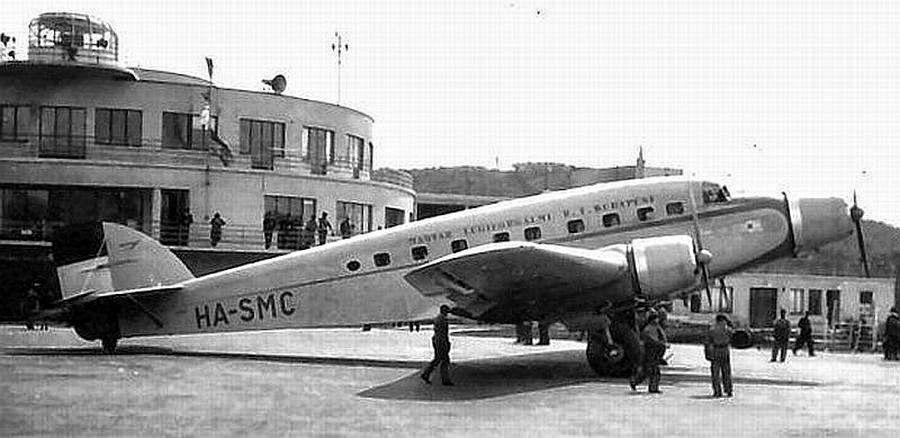 La storia dell'aviazione in breve
