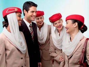 Lavorare per Fly Emirates: il racconto di una ex assistente di volo