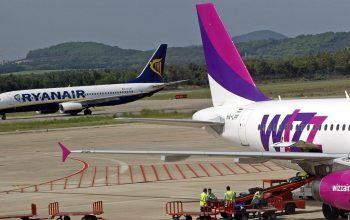 Rimborso sovrapprezzo del biglietto Ryanair e WizzAir