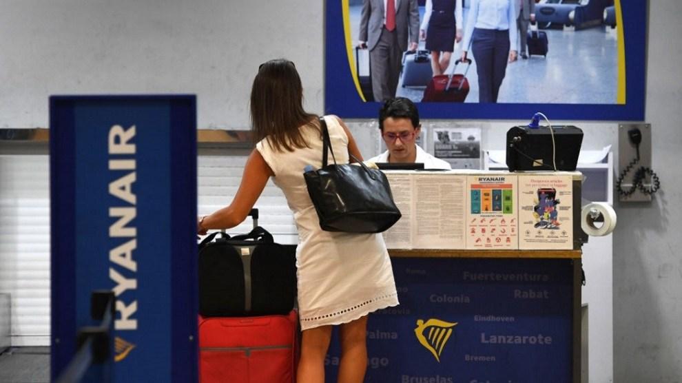 rimborso bagaglio a mano Ryanair e WizzAir