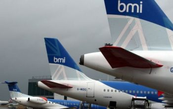 fallimento compagnia aerea BMI