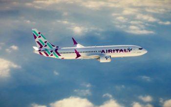 Air Italy vola in Sardegna fino al 5 maggio: stop ai voli dopo le festivita'