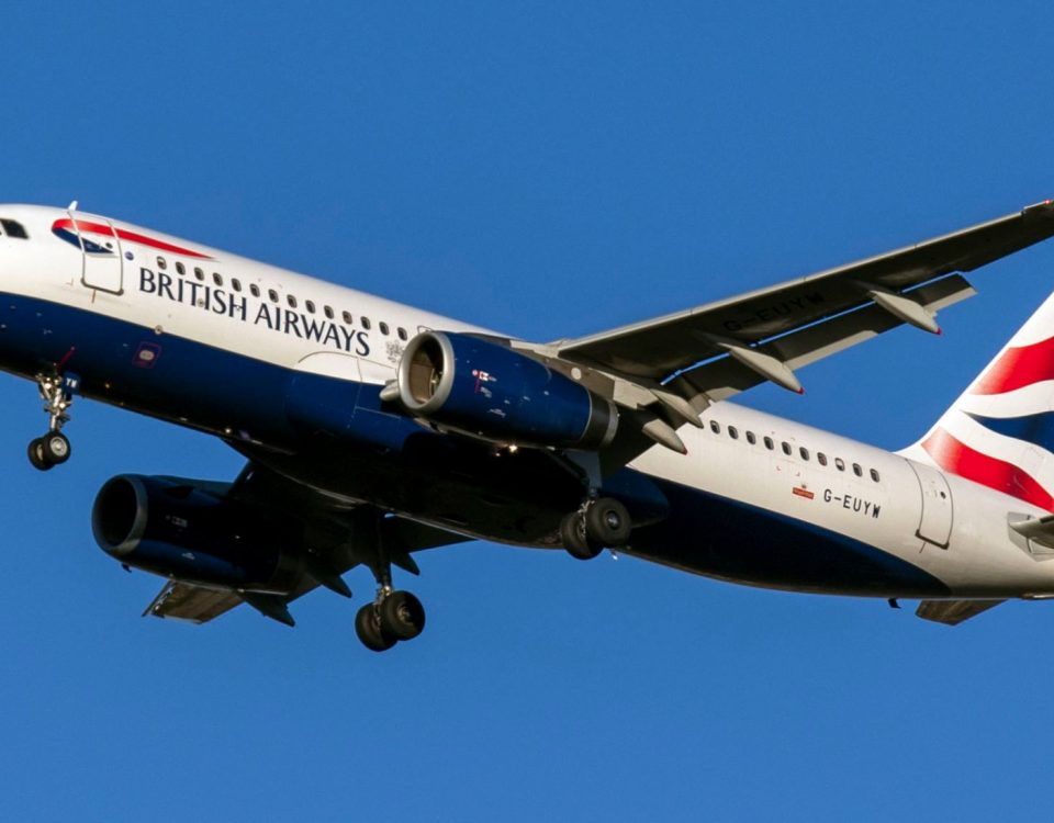 Plane landed in the wrong country by mistake: British Airways got wrong