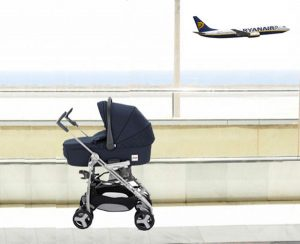 Novità nel mondo Ryanair: i neonati a bordo devono pagare