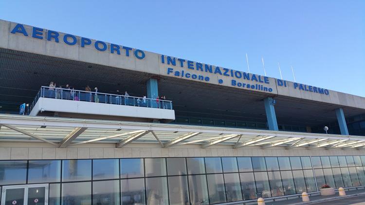 Aeroporto di Palermo: ancora in aumento il numero di passeggeri