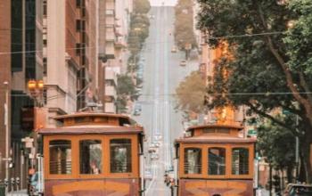 I tram di San Francisco