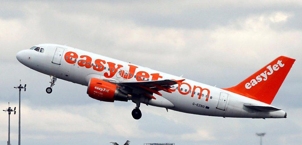 Un passeggero diventa pilota a bordo di un volo EasyJet