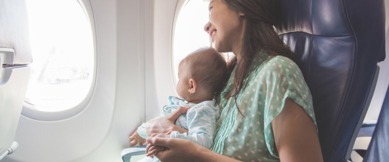 In valigia puoi trovare di tutto anche un neonato: ecco la storia shock