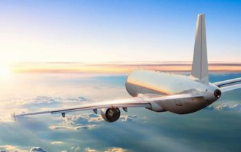 I viaggi in aereo posso essere una minaccia per l'ambiente