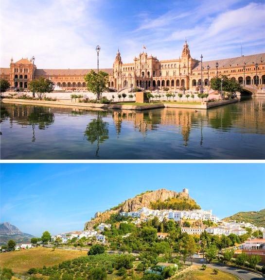 Andalusia nella sua bellezza