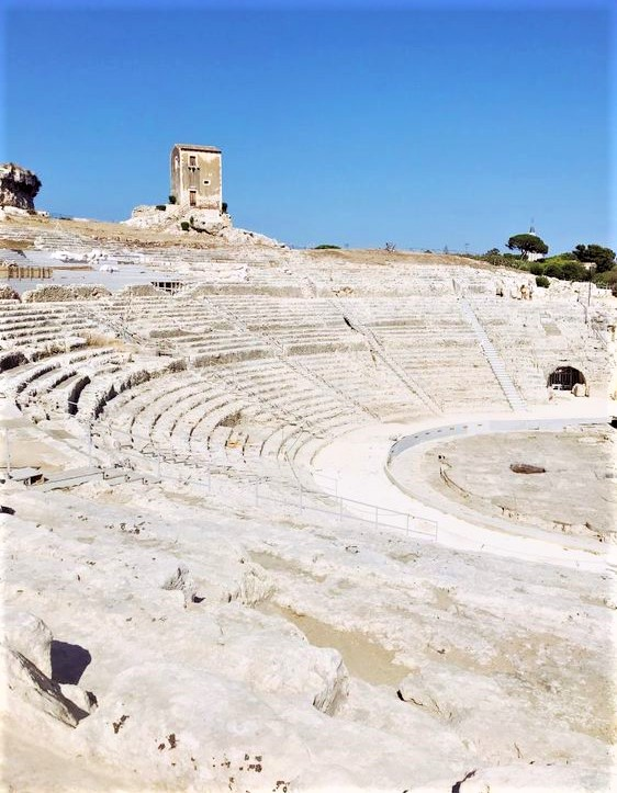 teatro antico greco di Siracusa