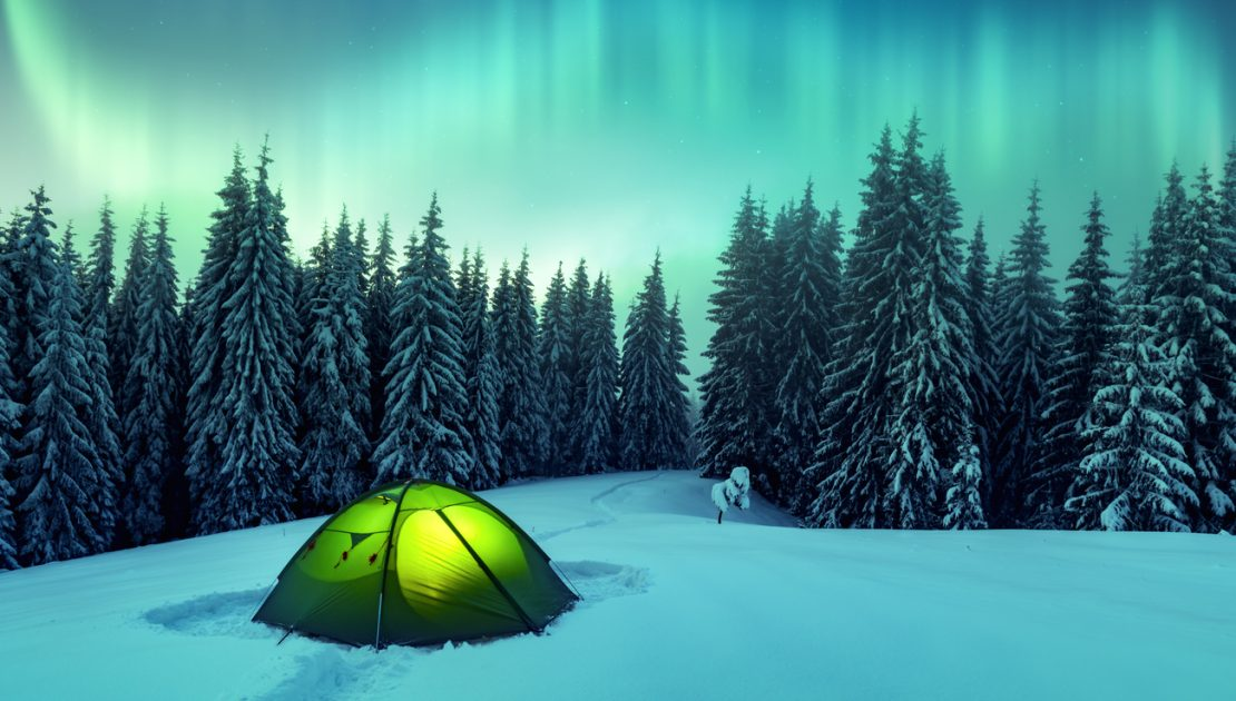 Dove è possibile ammirare l'aurora boreale
