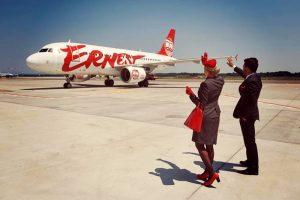 Sospensione dei voli della sesta compagnia aerea italiana Ernest