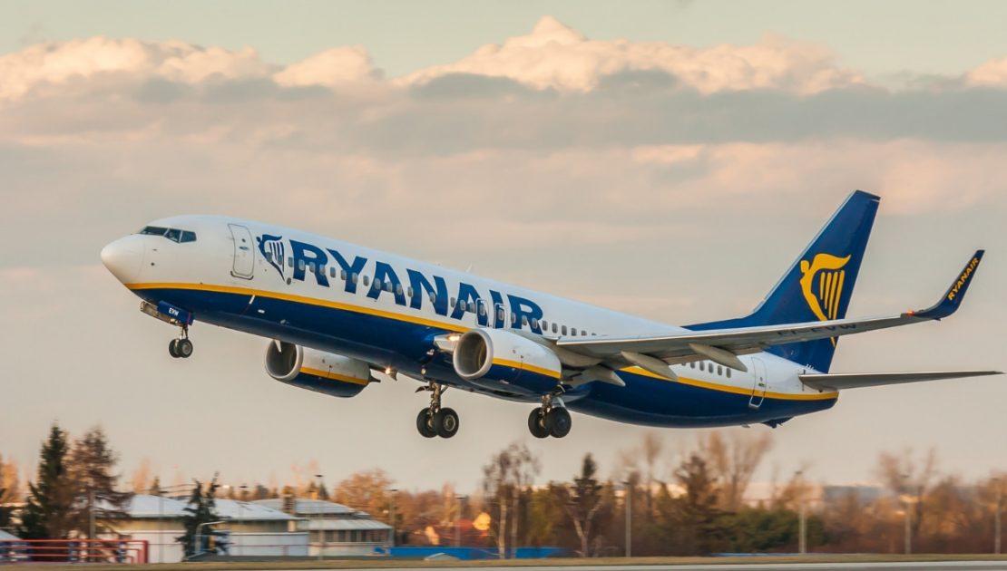 Nuova policy per i bagagli a mano con Ryanair: nuovi costi