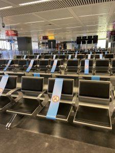 Volare ai tempi del coronavirus: tutte le nuove misure di sicurezza