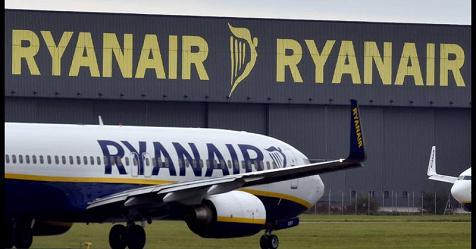 Ryanair in crisi a causa del covid: riduzione dei voli e chiusura di basi